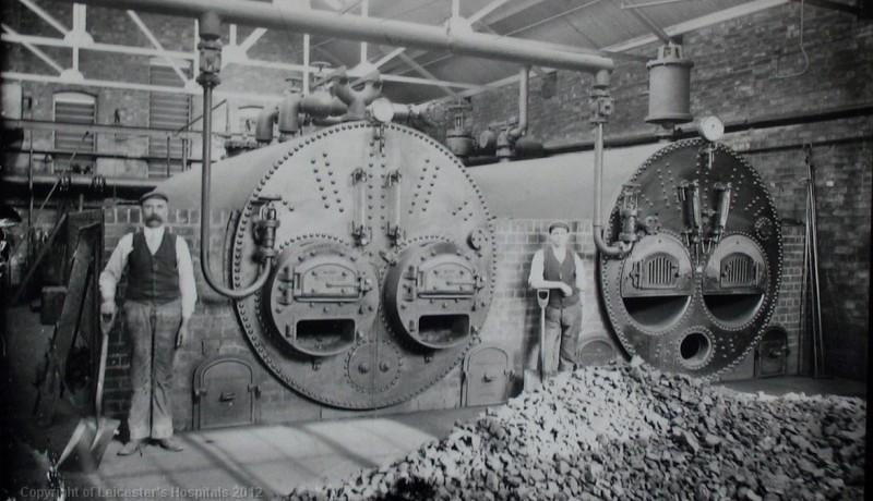 Boiler House 1904